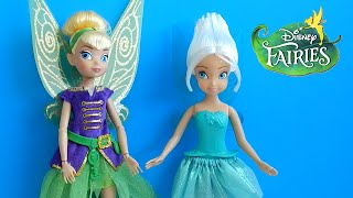 Disney Fairies Pirate Fairy Tink and Sparkle Ballet Periwinkle Dolls Review