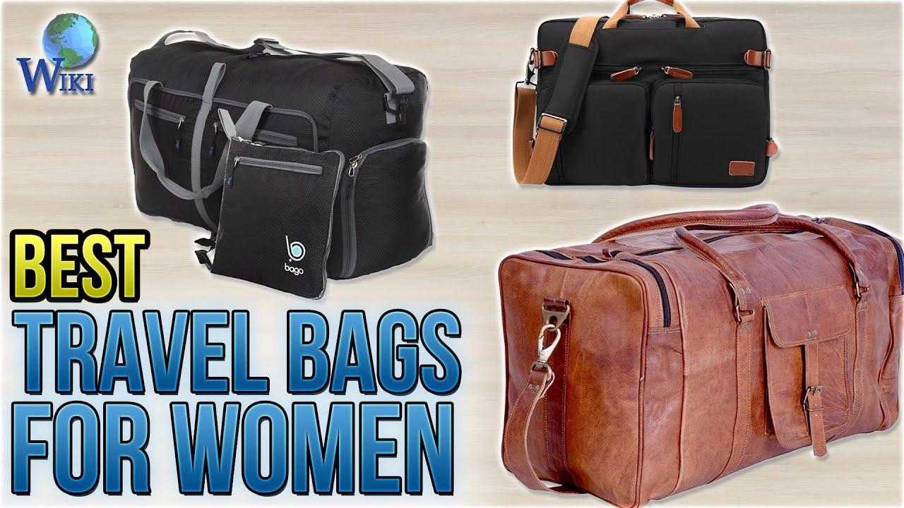 10 Best Travel Bags For Women 2018 - YouTube d67ed77e3d9ef