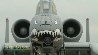 A-10 Pilot: Attacking in Flying Tank