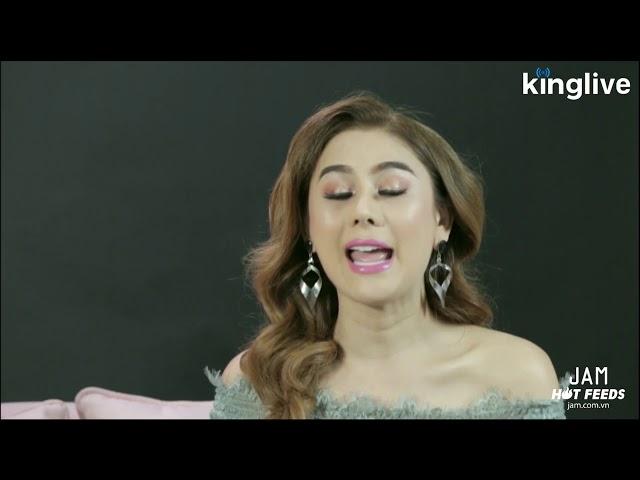 Lâm Khánh Chi Mời Thẳng Hương Giang Idol Dự Đám Cưới Trên Sóng Livestream | JAM