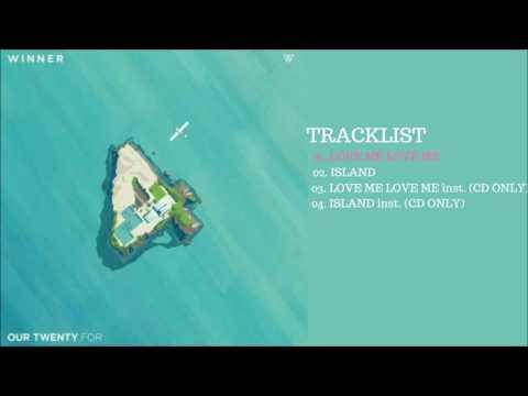 [FULL SINGLE] WINNER (위너) - 2nd Single Album : OUR TWENTY FOR