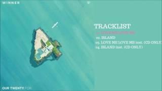 Gambar cover [FULL SINGLE] WINNER (위너) - 2nd Single Album : OUR TWENTY FOR