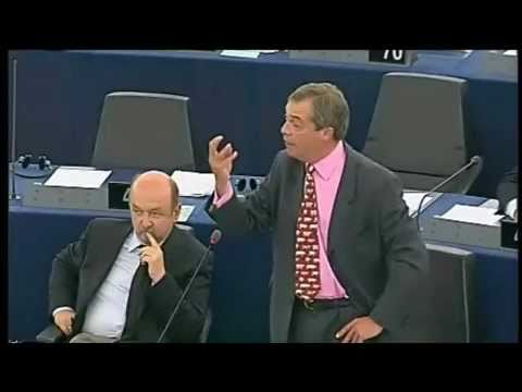 Nigel Farage: I want you all fired!