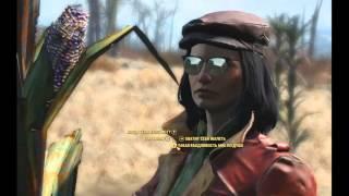 Fallout 4 - 303 - перк Пайпер Волшебный язык и романтические отношения
