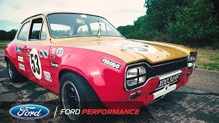 Ford Escort 50th Anniversary | Ford Performance