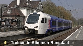 Treinen in Klimmen-Ransdaal - 12 april 2018