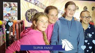 Fans ontmoeten tijdens Jumping Zwolle * Hart voor Paarden *