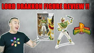 Today on Infinity_Collectors, Draco reviews and unboxes new Hasbro Power Rangers Lightning Collection 2019 LORD DRAKKON Ranger MMPR Figure!