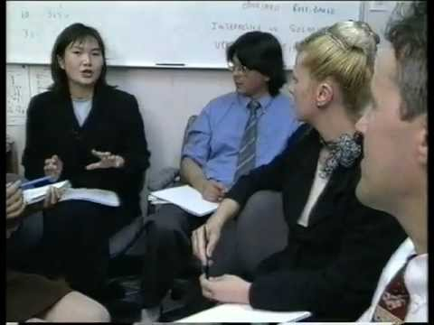 Multicultural team meetings
