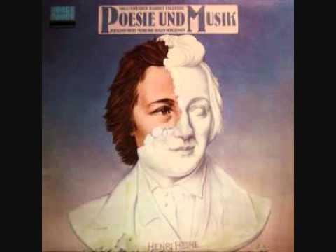 Poesie & Musik - Die kleine Harfenistin