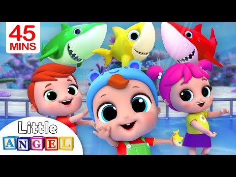 baby-shark-dance-|-nursery-rhymes-by-little-angel