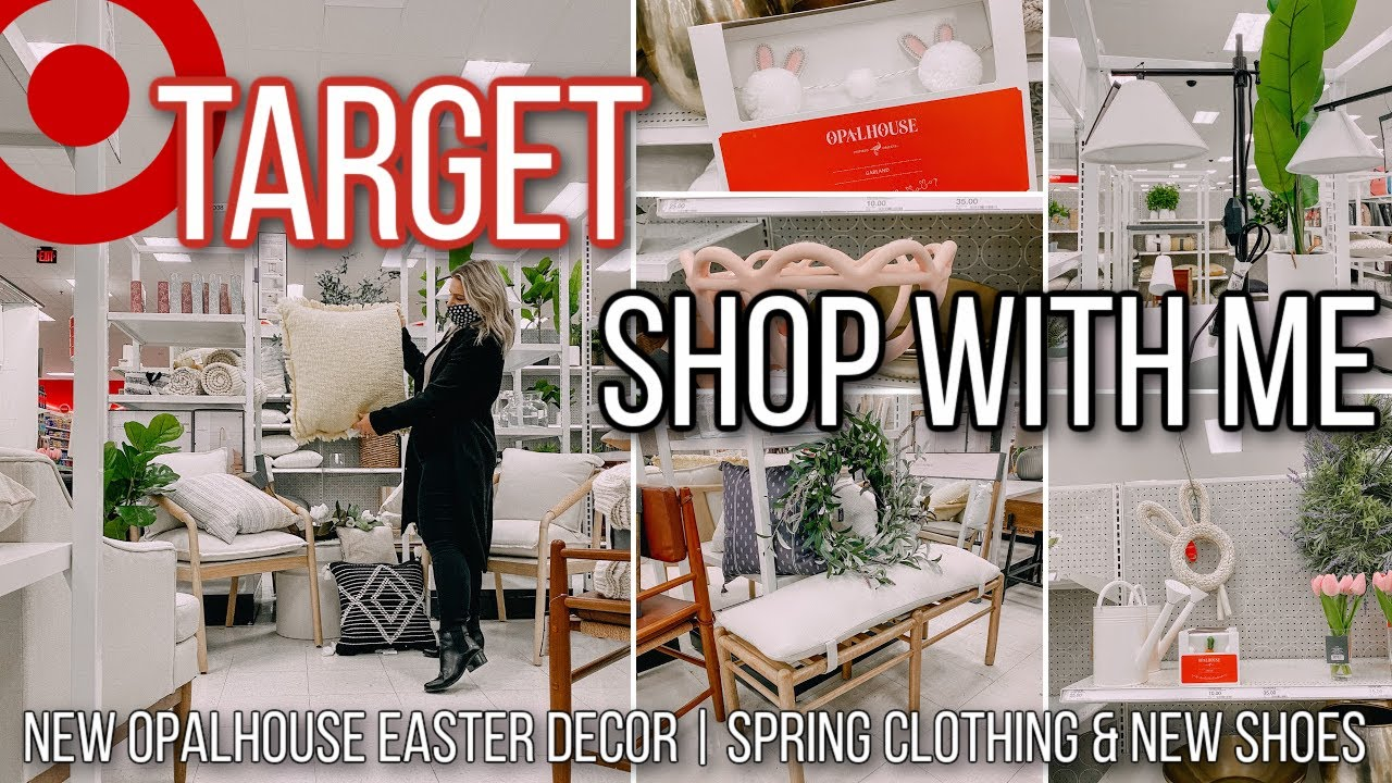 NEW Spring Target Shop with Me