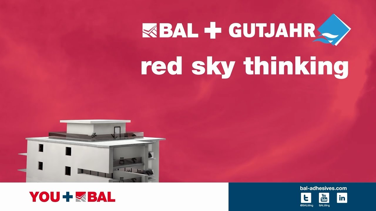 Red sky thinking bal external tiling solutions youtube red sky thinking bal external tiling solutions dailygadgetfo Gallery