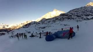 Campionati italiani giovanili   lanzada-pizzo scalino  15 gennaio 2017