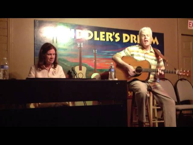 Don and Victoria Armstrong at Fiddler's Dream
