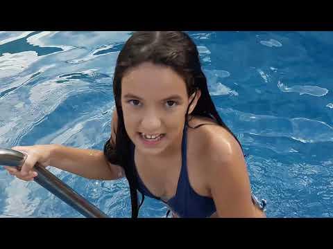 Vlog na piscina da casa da minha tia ▶9:45