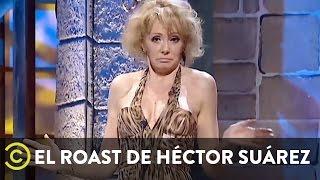 El Roast de Héctor Suárez - Anabel Ferreira