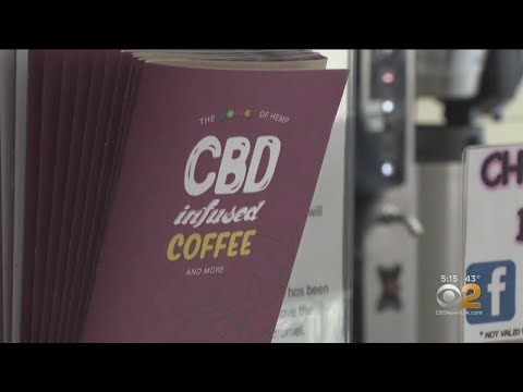 City Cracks Down On Restaurants Putting CBD In Food, Drinks Mp3