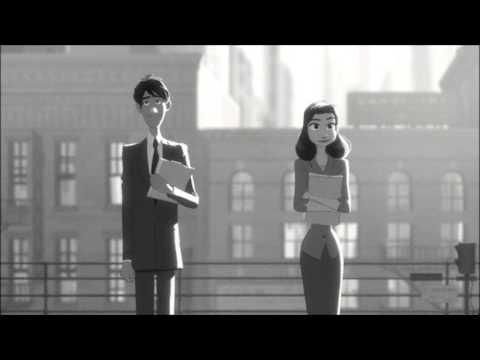 Paperman (Piano Duet) + Sheet Music