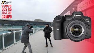 Canon EOS R6 Body Video
