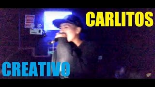 "OCTAVOS: Carlitos vs Creativo █ BATALLAS DE FREESTYLE ""MURCIA"" █ Los Olivos 2013 HD"