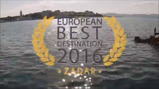 Zadar European Best Destination 2016