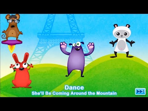 MUSICAL ME! - BY DUCK DUCK MOOSE KIDS GAME APP FOR AGES 2-6 - MUSICAL WORLD WITH MOZARELLA MOUSE