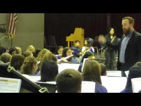 Vail Ranch Middle School Band(1)