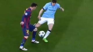 درس 2 - تعلم اشهر حركات تمرير الكرة بين الاقدام (الكوبري)