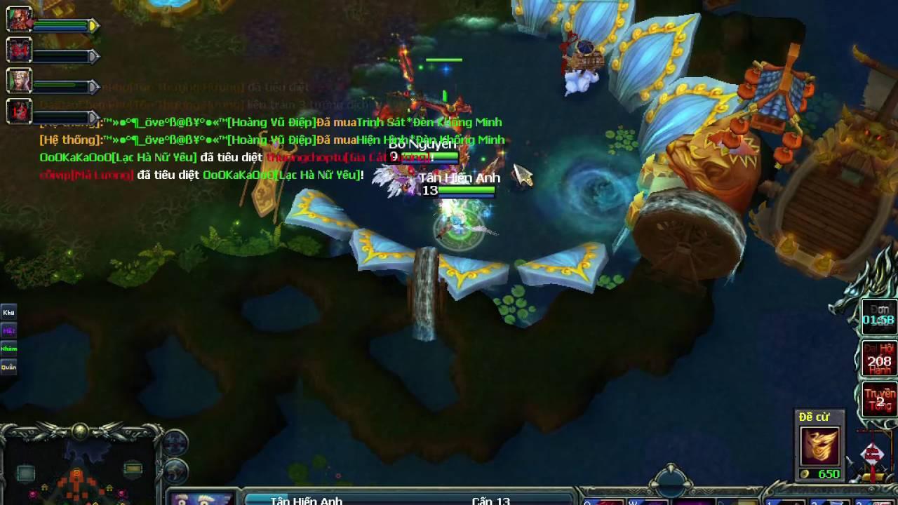 3Q Củ Hành Map 5-5-5 Ai cũng ít đánh Tân Hiển Anh