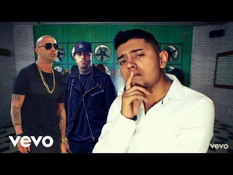 Si Tú La Ves - Nicky Jam Ft Wisin (PARODIA/Parody) (Official Video)(Eso Va Doler)