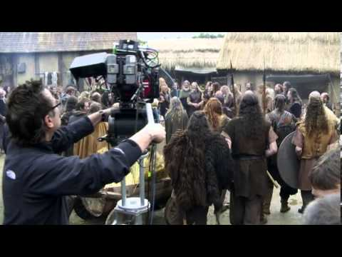 Vikings First Look Behind The Scenes