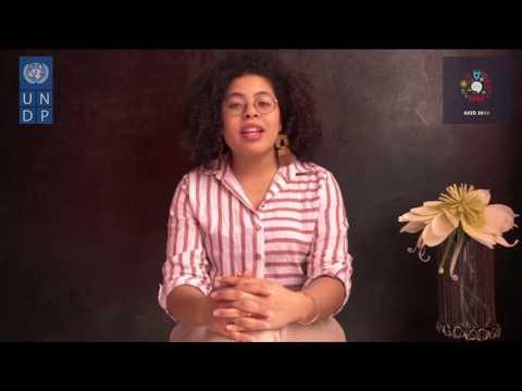 AKID2030 - Message de solidarité de Sophia El Bahja, jeune entrepreneur