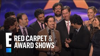 Favorite Network TV Comedy is The Big Bang Theory | E! People's Choice Awards
