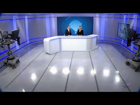 [RBS TV] - Íntegra do RBS Notícias em novo cenário - 19/08/2019