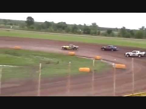 Hot Lapping Texarkana 67 Speedway(Southern Stock) Car 27