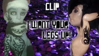 Video clip - I want your legs up ! (Ft.Cerise Night) download MP3, 3GP, MP4, WEBM, AVI, FLV Desember 2017