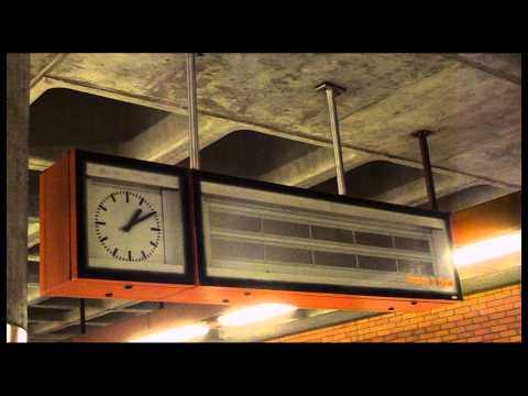 Helsingin metronäytöt | Traffick information displays of Helsinki metro