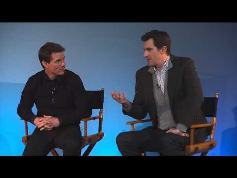 Oblivion: Live Q&A With Tom Cruise