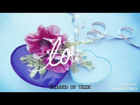 Valentine's day romantic video