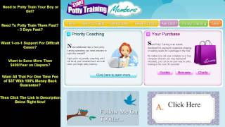 Proven Tips Potty Training For Boys and Girls in 3 Days (only $37)