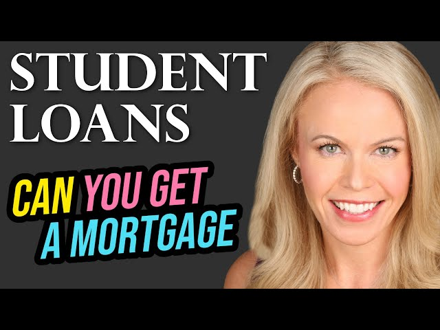 Student Loans And Buying A House