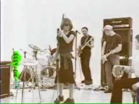 Земфира-ромашки. Live. 1999 год