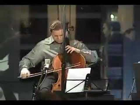 Cellist Matt Haimovitz Plays Ligeti mvmt II