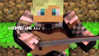 GarMau - Me and my broken heart (Garroth & Aphmau) Minecraft Diaries (Music Video)