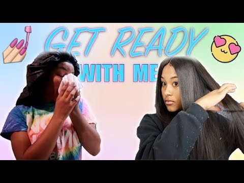GET READY WITH ME | MORNING ROUTINE