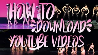 How to download YouTube videos in 1080p Quality!