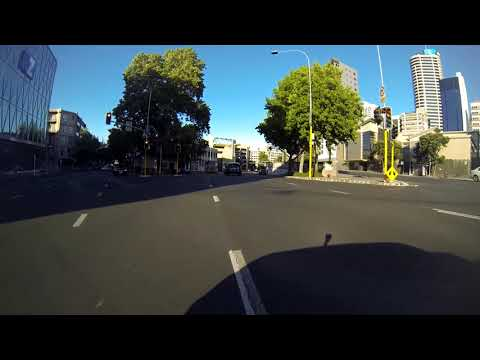 Auckland City Drive 2.7K - Action View