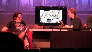 Chewbacca actor Peter Mayhew talks Star Wars Episode VII in Walt Disney World talk show