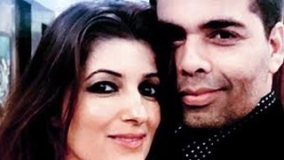 इसलिए नहीं हो पाई करण जौहर और ट्विंकल खन्ना की शादी…!! | REVEALED: Karan Johar-Twinkle Khanna Affair